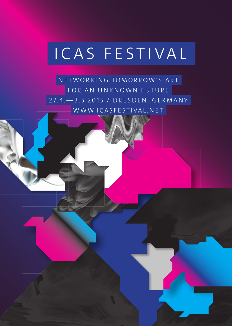 ICASfestival flyer